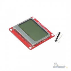 Modulo Display Lcd Nokia 5110